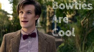 bowties are cool