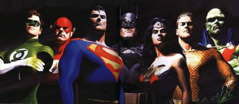 Justice-League-Alex-Ross-Art