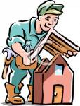 A_Colorful_Cartoon_Carpenter_Building_a_Doll_House_Royalty_Free_Clipart_Picture_101120-137284-126053