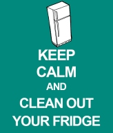 KeepCalmCleanyourFridge