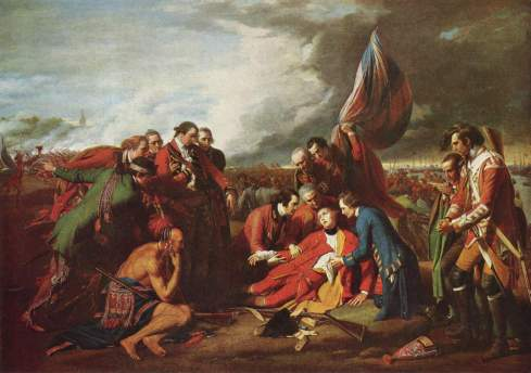 the-death-of-general-wolfe-1770