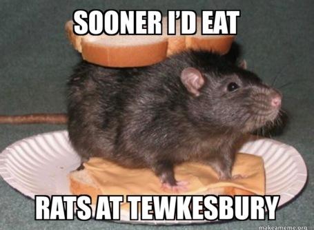 Rats at Tewke